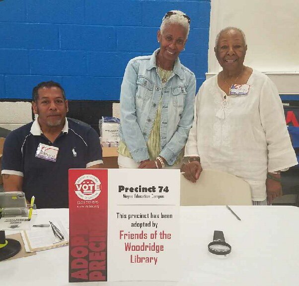 Friends of the Woodridge Library